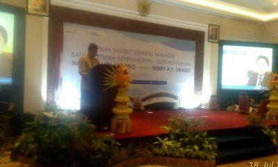 Bandara Ngurah Rai Sambut General Manager Baru