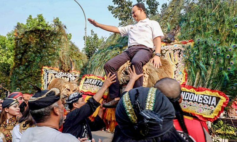 Jakarnaval Menggerakkan Perekonomian Kota Jakarta