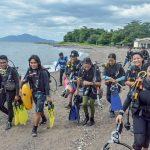 Pemandu Wisata Selam di Sulut Dilatih Agar Mumpuni