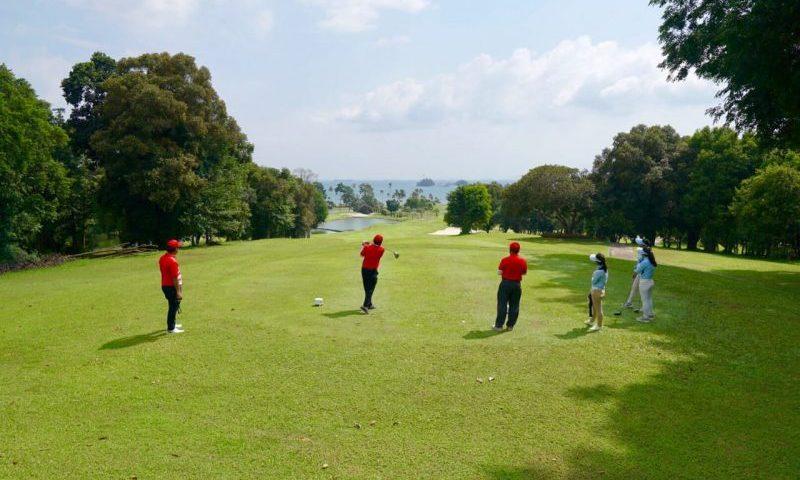 Batam Bujuk Turis Golf Asal Thailand Bertandang