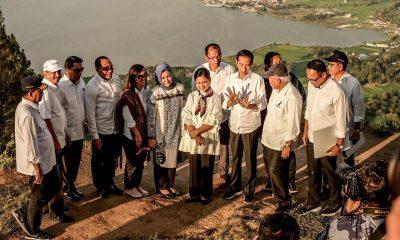 Pengembangan Danau Toba Harus Terintegrasi