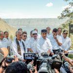 Presiden: Ganti Investor yang Tak Berkomitmen Kembangkan Danau Toba