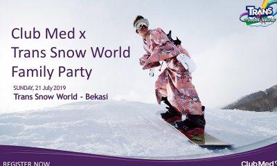 Bermain Sepuasnya di Trans Snow World Bekasi