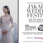 Jakarta Wedding Festival 2019 Hadirkan Gaun Pengantin Preloved