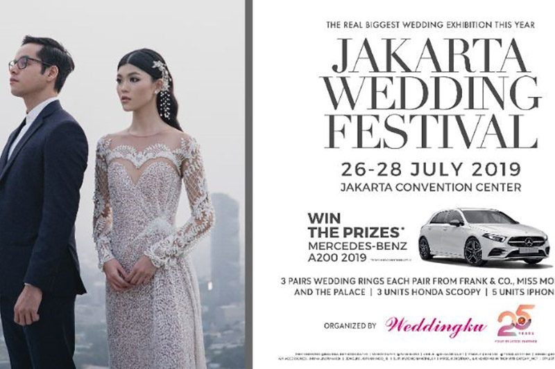 Jakarta Wedding Festival 2019