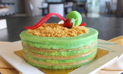 Klepon Cake Discovery Ancol