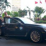 Garuda Gandeng BMW Group Berikan Layanan Mewah untuk Penumpang First Class
