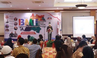 Banten MICE Forum Jadikan Banten sebagai Destinasi MICE Dunia