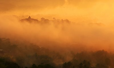 Menangkap Magis Borobudur Dari Punthuk Setumbu