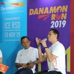 Lari Sesukanya di Danamon Run 2019
