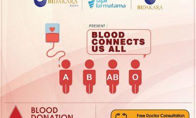 Hotel Bidakara Jakarta Adakan Kegiatan Donor Darah