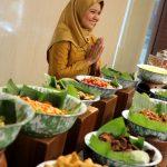 Hamparan Sajian Nusantara Khas Minang di Hotel Santika Premiere Bintaro