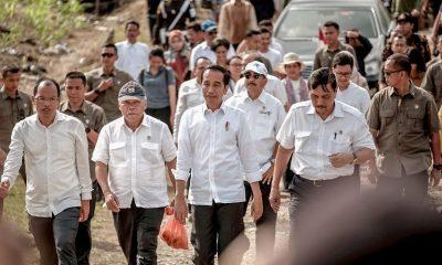 Presiden Ingin Danau Toba Diakui UNESCO