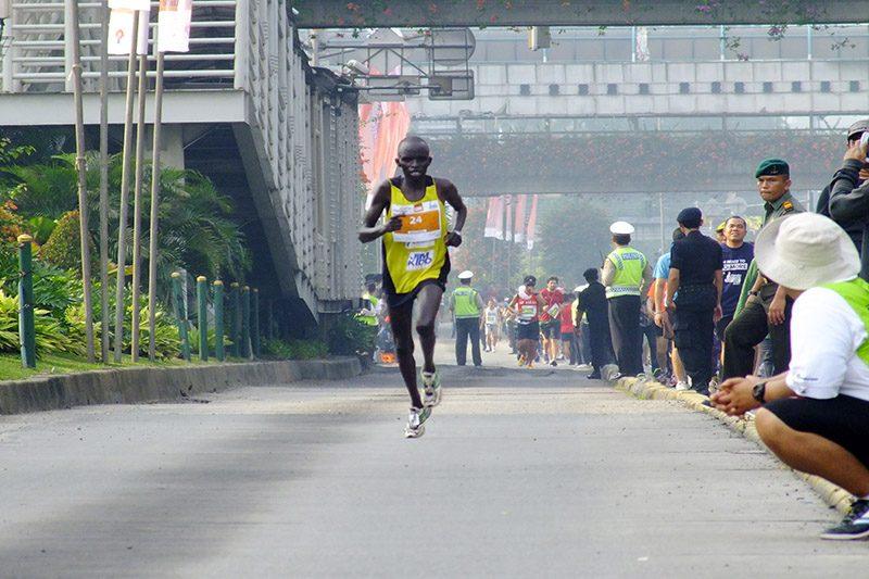 Electric Jakarta Marathon