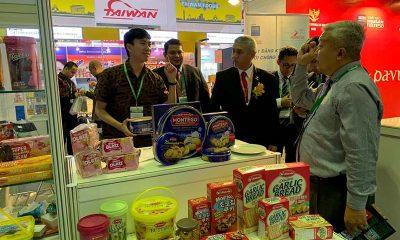 Indonesia Berpartisipasi dalam Pameran Vietfood and Beverage 2019