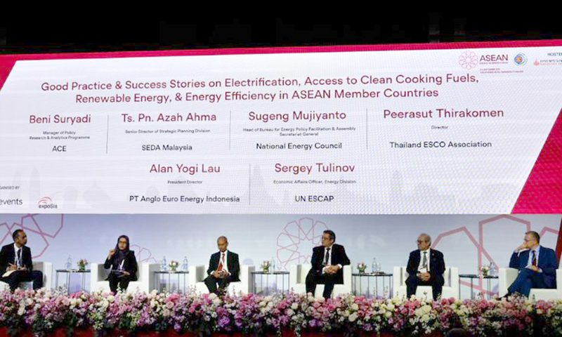 ASEAN Energy Business Forum, Menjalin Kerja Sama untuk Keberlanjutan Energi