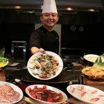 Nikmatnya Mencicipi Beef Teppanyaki Sampai Kenyang di Crowne Plaza Bandung