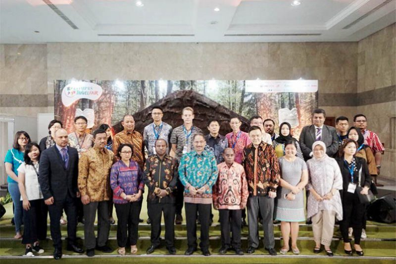 Kompas travel fair 2019
