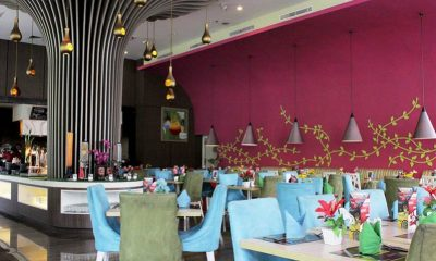 Mint & Pepper Restaurant, Restoran Tematik Mercure Serpong Alam Sutera