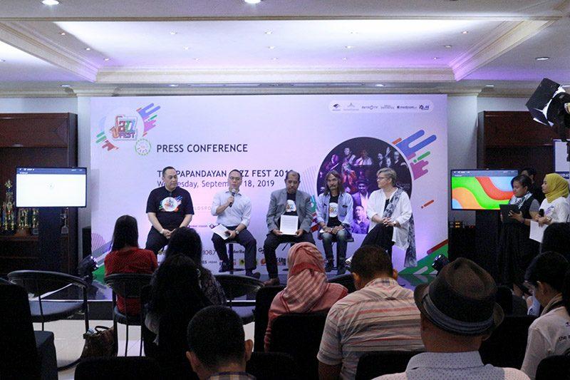Papandayan Jazz Fest 2019