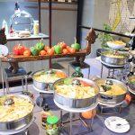Pasta Night Hadir di Arosa Hotel