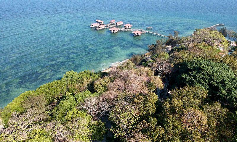 Pulau Bidadari Sediakan Fasilitas MICE