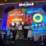 Diskon Hingga 80 Persen di Traveloka Epic Sale