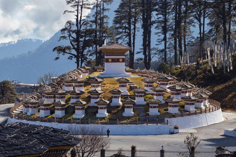 Donchu La Pass, Bhutan
