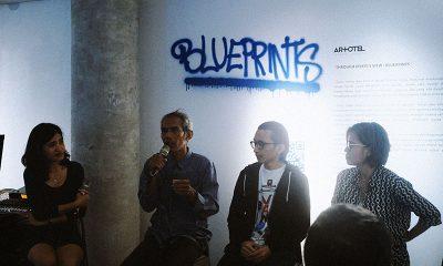 ARTOTEL Thamrin – Jakarta Gelar Pameran Tunggal BLUEPRINTS