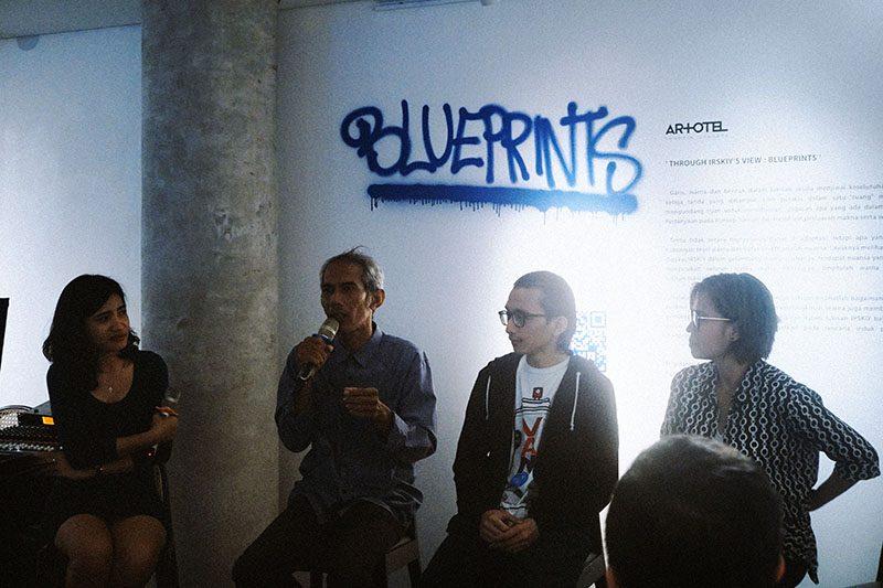 Blueprints ARTOTEL Thamrin - Jakarta