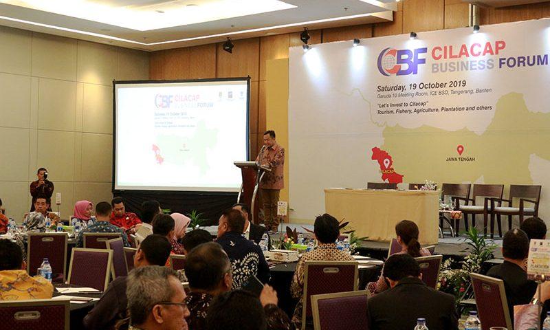 Cilacap Business Forum 2019 Ajang untuk Menggaet Investor