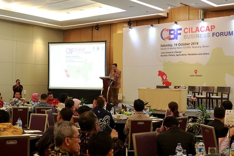 Cilacap Business Forum 2019