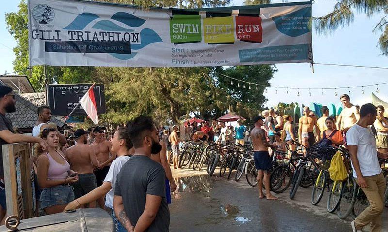 Melalui Gili Triathlon, Gili Trawangan Menjadi Destinasi Sport Tourism