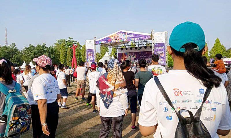 DAI Gelar Meeting, Pameran, dan Karnaval di Hari Asuransi 2019