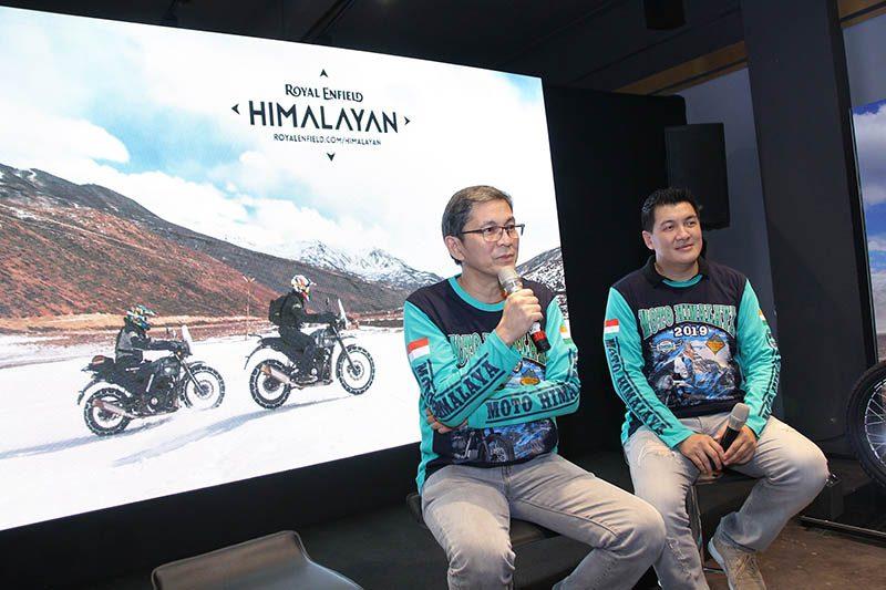 Moto Himalaya
