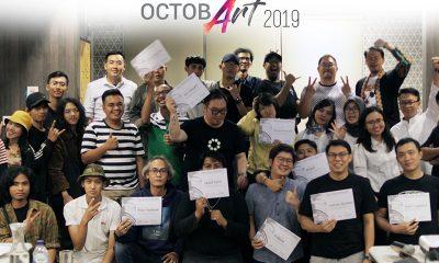 OCTOBArt 2019 di THE 1O1 Jakarta Sedayu Darmawangsa Hadirkan Berbagai Macam Karya Seni