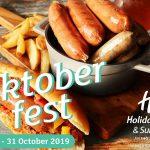 Holiday Inn & Suites Jakarta Gajah Mada Rayakan Oktoberfest