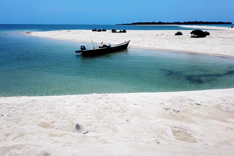 Pulau Panjang, Tanjung Gunung, Bangka