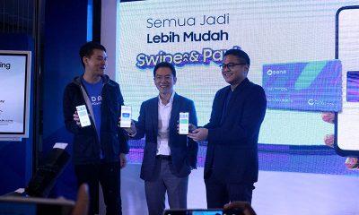 Dua Langkah Bayar Transaksi Pakai Samsung Pay