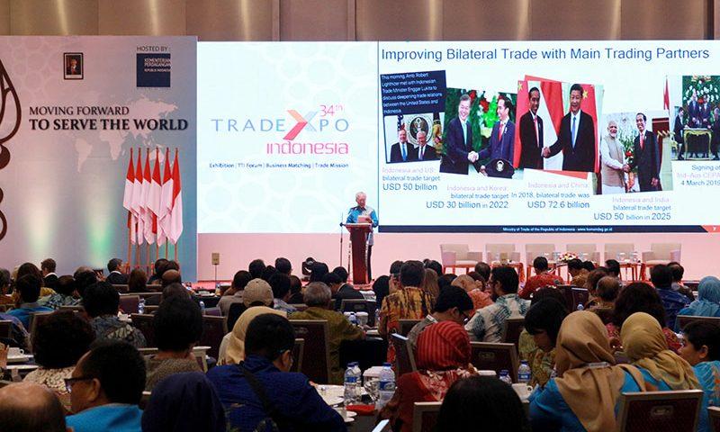 Memanjakan Buyer Asing di Trade Expo Indonesia 2019