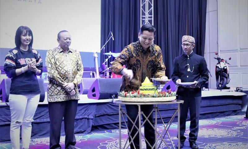 Perayaan Setahun The Tribrata Dharmawangsa