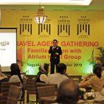 Atrium Hotel Group Adakan Gathering Travel Agent di Yogyakarta