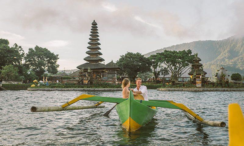 Festival Ulun Danu Beratan 2019 Pikat Banyak Turis