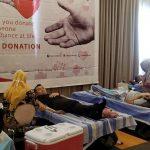 Sharing, Caring, Helping: Aksi Donor Darah Harper Cikarang dan PMI Kabupaten Bekasi