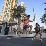 Dubai Run Diikuti Oleh 70.000 Orang