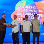 """PT Hotel Indonesia Natour (Persero) Raih Penghargaan """"Brand Strategy Terbaik"""""""