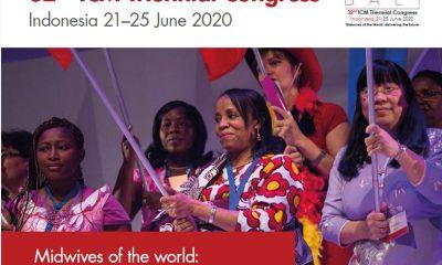 Bali Nusa Dua Convention Center Menjadi Tuan Rumah Kongres Bidan Sedunia