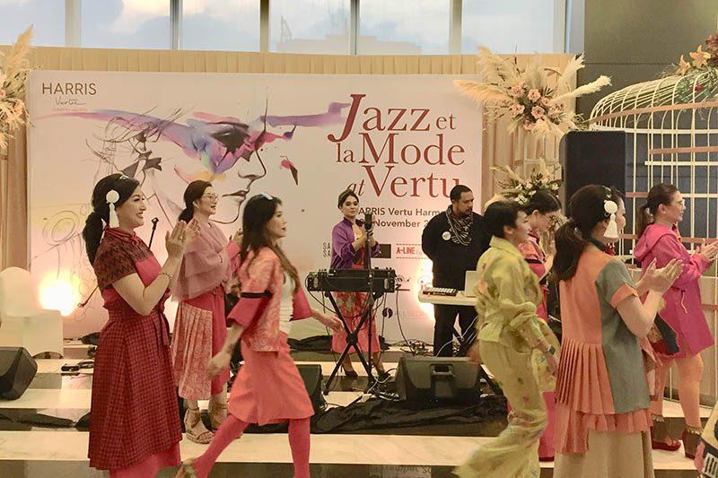 Jazz et La Mode at Vertu