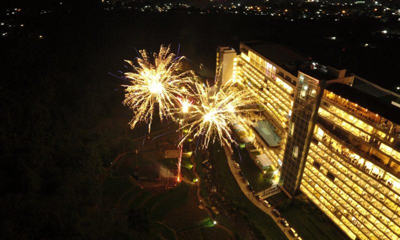 Keseruan Liburan Akhir Tahun di Le Eminence Hotel Puncak