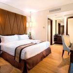 The Atrium Hotel and Resort Tawarkan Resor Penuh Privasi